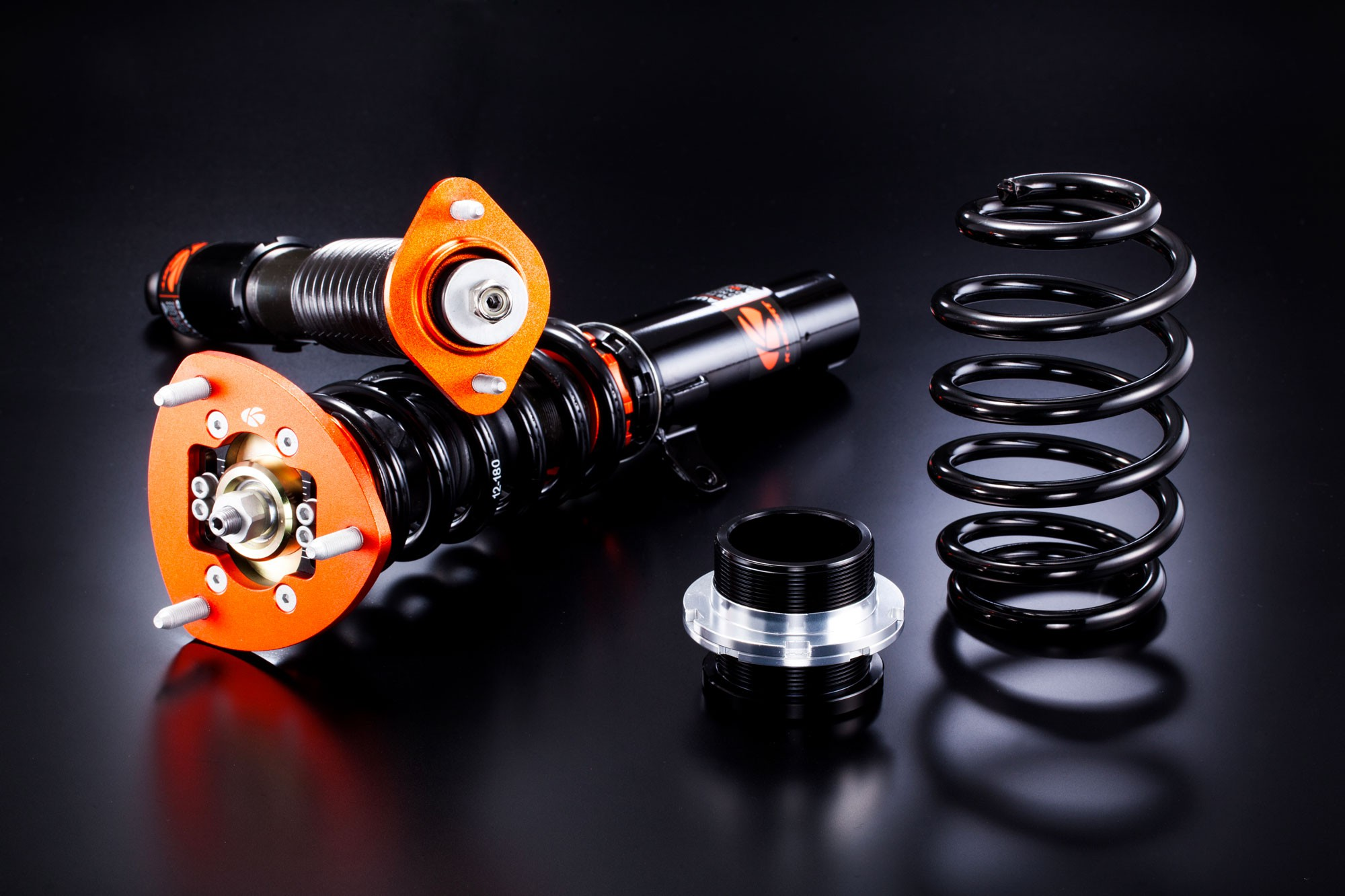 Combinés Filetés Drag pour HONDA INTEGRA DA6 SINGLE CAM (Rr EYE) (89~93)